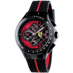 Buy Men's Scuderia Ferrari Watch Race Day Chrono 0830077