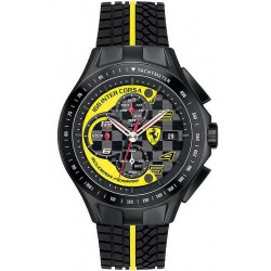 Men's Scuderia Ferrari Watch Race Day Chrono 0830078