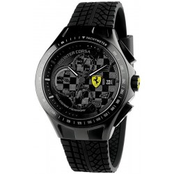 Men's Scuderia Ferrari Watch Race Day Chrono 0830105