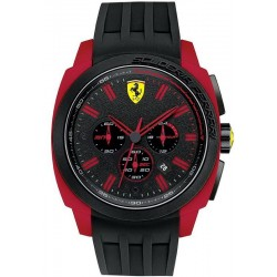 Men's Scuderia Ferrari Watch Aerodinamico Chrono 0830115