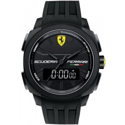 Men's Scuderia Ferrari Watch Aerodinamico Chrono 0830122