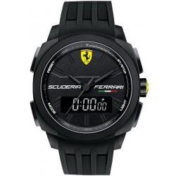 Buy Men's Scuderia Ferrari Watch Aerodinamico Chrono 0830122