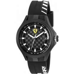 Buy Men's Scuderia Ferrari Watch Pit Crew 0830125