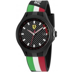Buy Men's Scuderia Ferrari Watch Pit Crew 0830131