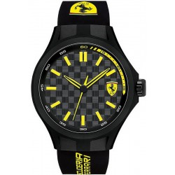 Buy Men's Scuderia Ferrari Watch Pit Crew 0830158
