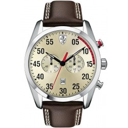 Buy Men's Scuderia Ferrari Watch D50 Chrono 0830174