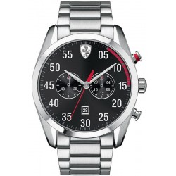 Men's Scuderia Ferrari Watch D50 Chrono 0830176