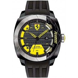Men's Scuderia Ferrari Watch Aerodinamico 0830204
