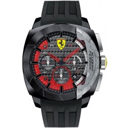 Men's Scuderia Ferrari Watch Aerodinamico Chrono 0830205