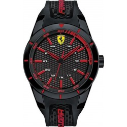 Buy Men's Scuderia Ferrari Watch Red Rev 0830245