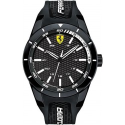Buy Men's Scuderia Ferrari Watch Red Rev 0830249