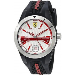 Buy Men's Scuderia Ferrari Watch Red Rev 0830250