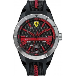 Men's Scuderia Ferrari Watch Red Rev T 0830253