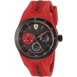 Men's Scuderia Ferrari Watch RedRev 0830258