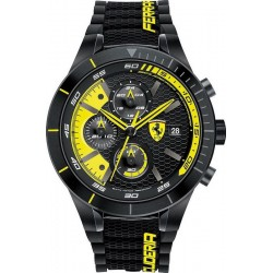 Men's Scuderia Ferrari Watch RedRev Evo Chrono 0830261