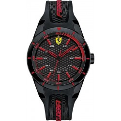 Buy Men's Scuderia Ferrari Watch RedRev 0840004