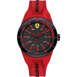 Buy Men's Scuderia Ferrari Watch Red Rev 0840005