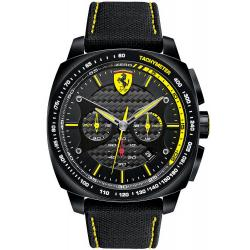 Buy Men's Scuderia Ferrari Watch Aero Evo Chrono 0830165