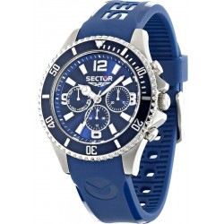 Buy Men's Sector Watch 230 R3251161003 Quartz Multifunction