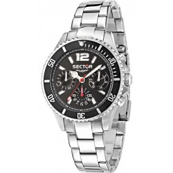 Buy Men's Sector Watch 230 R3253161011 Quartz Multifunction