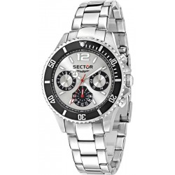 Men's Sector Watch 230 R3253161012 Quartz Multifunction