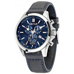 Buy Men's Sector Watch 180 R3271690014 Quartz Chronograph