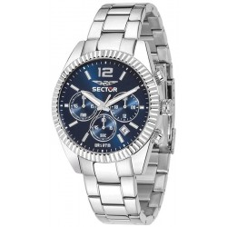 Buy Men's Sector Watch 240 R3273676004 Quartz Chronograph