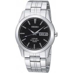 Men's Seiko Watch SGG715P1 Day-Date Quartz