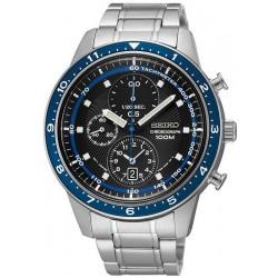 Men's Seiko Watch SNDF39P1 Quartz Chronograph