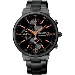 Buy Unisex Seiko Watch Neo Classic SNDW47P1 Chronograph Quartz