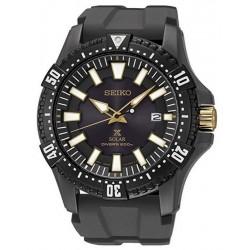 Men's Seiko Watch Prospex Solar Diver's 200M SNE373P1