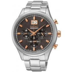 Buy Men's Seiko Watch Neo Sport SPC151P1 Chronograph Quartz