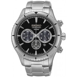 Buy Men's Seiko Watch Neo Sport SRW035P1 Chronograph Quartz