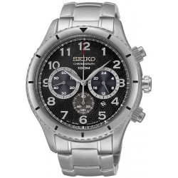 Buy Men's Seiko Watch Neo Sport SRW037P1 Chronograph Quartz