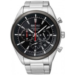 Buy Men's Seiko Watch Neo Sport SSB089P1 Chronograph Quartz