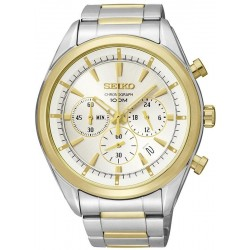 Buy Men's Seiko Watch Neo Sport SSB090P1 Chronograph Quartz