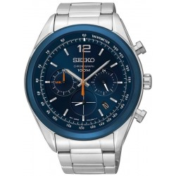 Buy Men's Seiko Watch Neo Sport SSB091P1 Quartz Chronograph