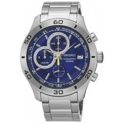 Buy Men's Seiko Watch Neo Sport SSB185P1 Chronograph Quartz
