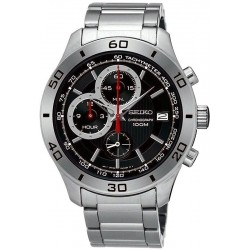 Buy Men's Seiko Watch Neo Sport SSB187P1 Chronograph Quartz