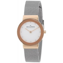 Women's Skagen Watch Freja 358SRSC