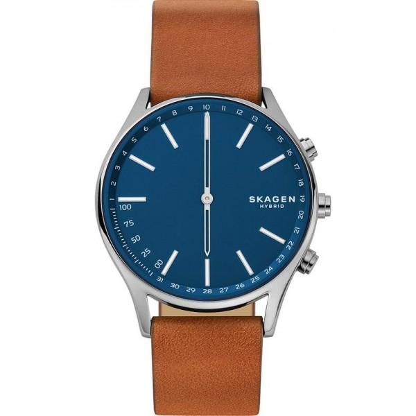 Buy Men's Skagen Connected Watch Holst Titanium SKT1306 Hybrid Smartwatch