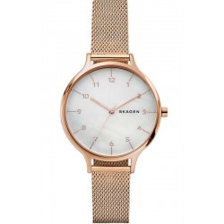 Buy Women's Skagen Watch Anita SKW2633 Mother of Pearl