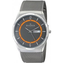 Men's Skagen Watch Melbye Titanium SKW6007