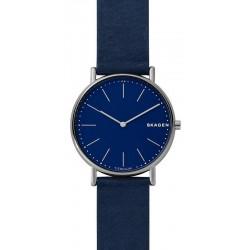 Men's Skagen Watch Signatur Titanium SKW6481