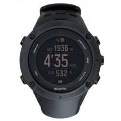 Suunto Ambit3 Peak Black Men's Watch SS020677000