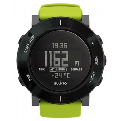 Buy Suunto Core Lime Crush Men's Watch SS020693000