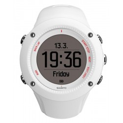 Suunto Ambit3 Run White Men's Watch SS021258000