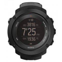 Suunto Ambit3 Vertical Black Men's Watch SS021965000