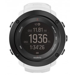 Suunto Ambit3 Vertical White Men's Watch SS021967000