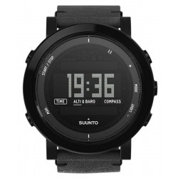 Suunto Essential Ceramic All Black Men's Watch SS022437000